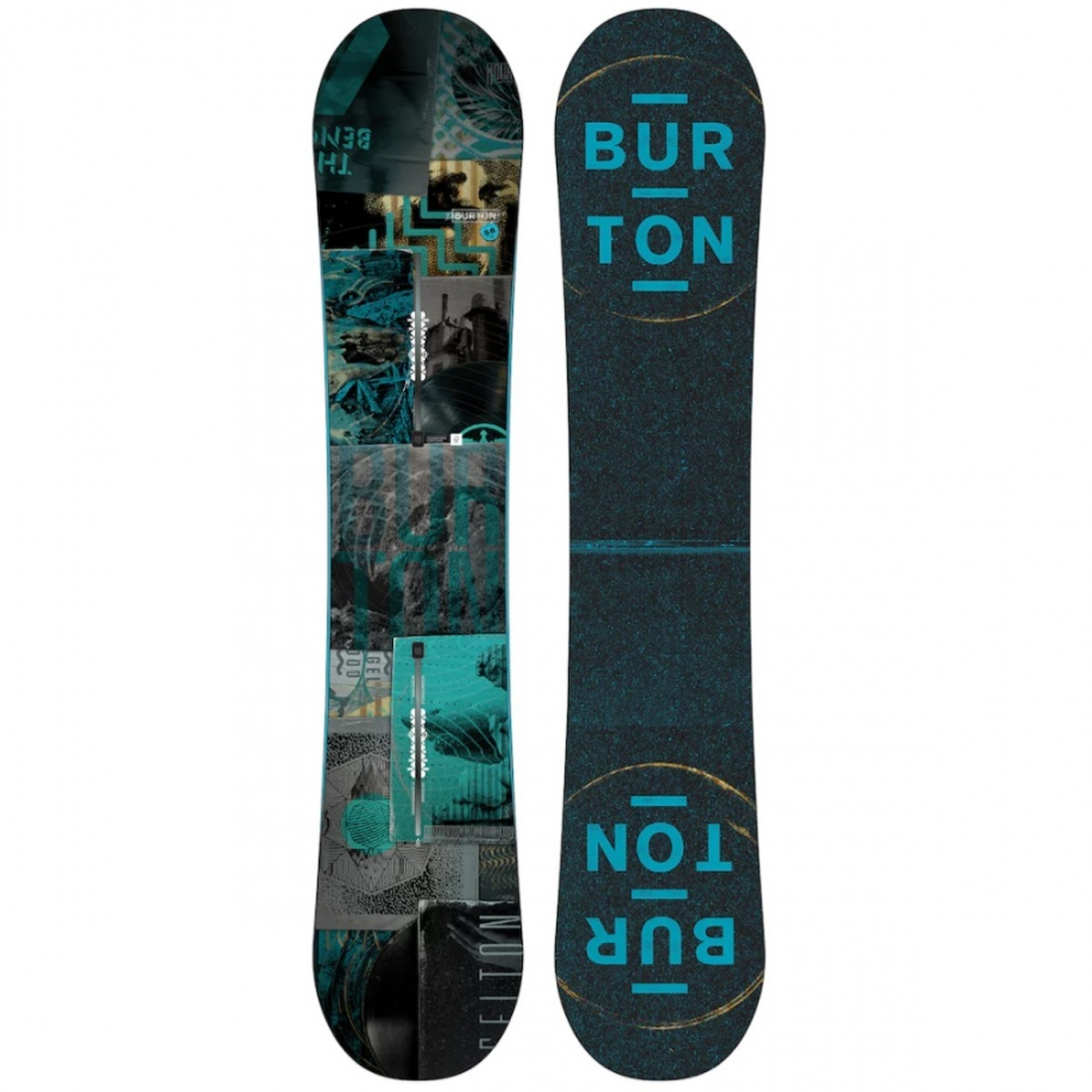 Сноуборд Burton Descendant  155