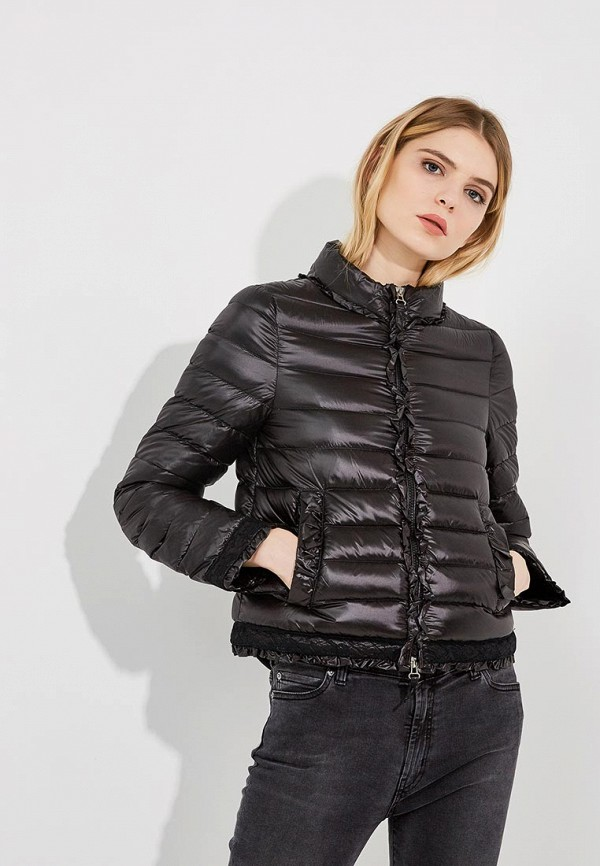 Пуховик Twin-Set Simona Barbieri PS82AU