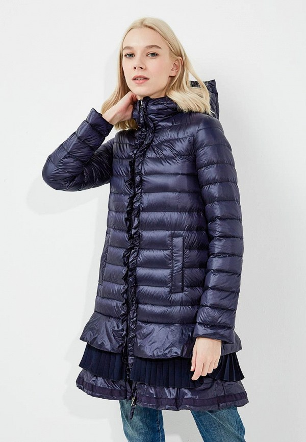 Пуховик Twin-Set Simona Barbieri PS82A2