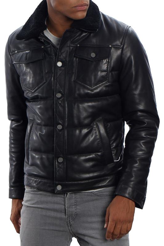Кожаные куртки греция фото