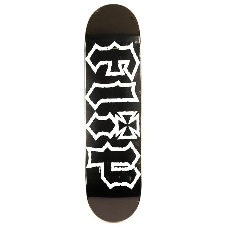 Дека Для Скейтборда FLIP Hkd Decay Deck BLACK 8,25