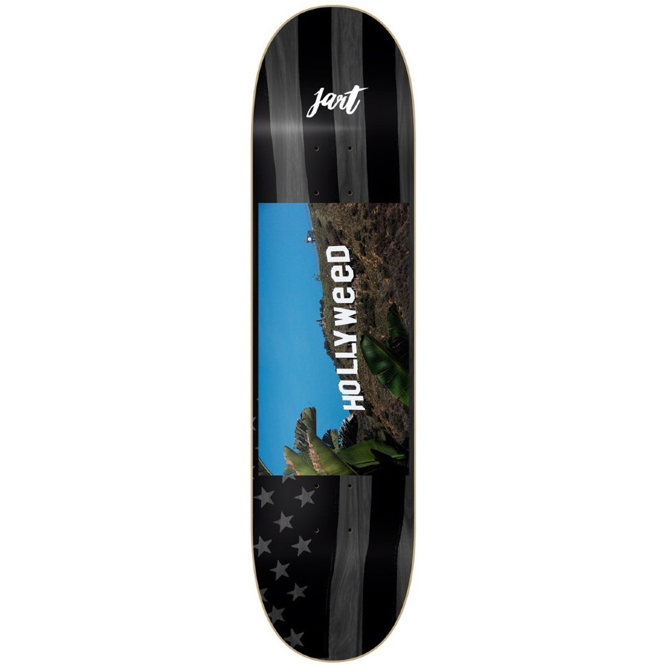 Дека Для Скейтборда JART Hollyweed Hc Deck ASSORTED 8