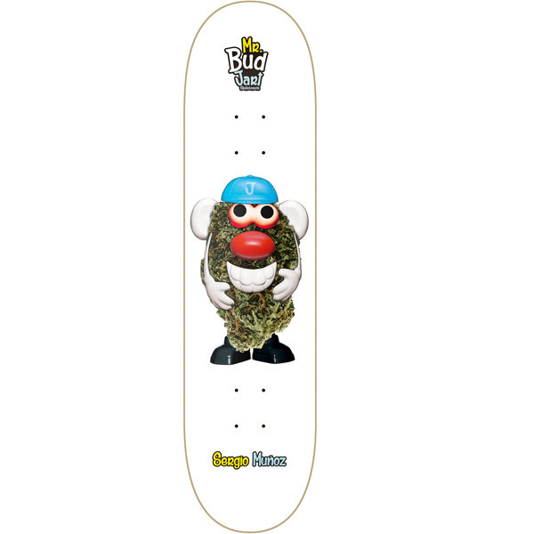 Дека Для Скейтборда JART Mr. Bud Mc Deck MUÑOZ 8,25