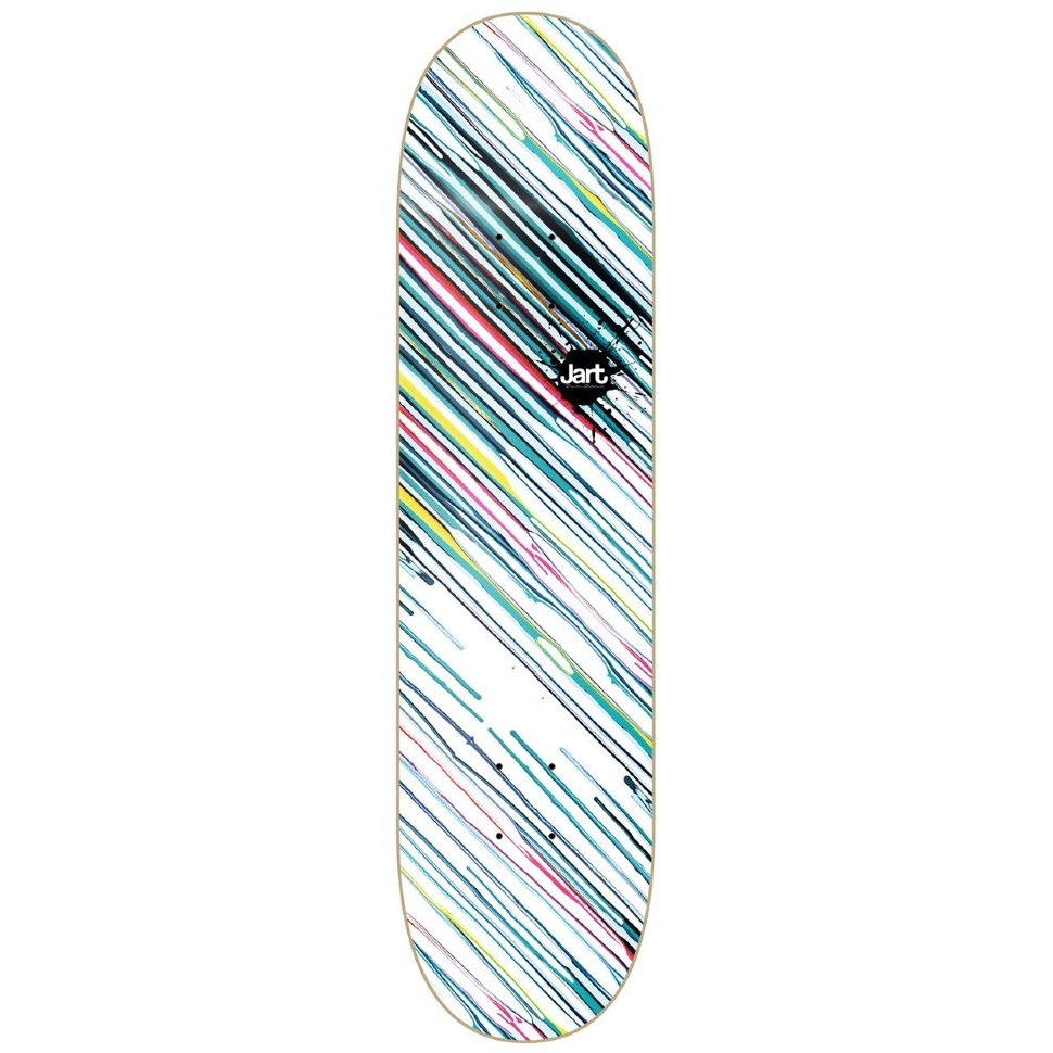 Дека Для Скейтборда JART Splatter Hc Deck ASSORTED 8