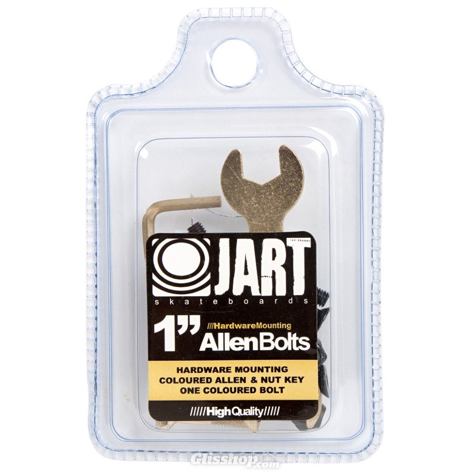 Винты JART Pack Mounting Bolts Allen Assorted 8433975000911