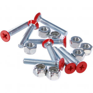 Винты PENNY Deck Bolts SS Red 817753011289