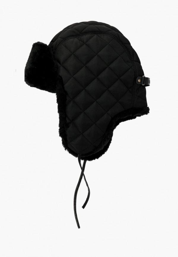 Купить Шапка Finn Flare цвет черный  за 3499р. с доставкой