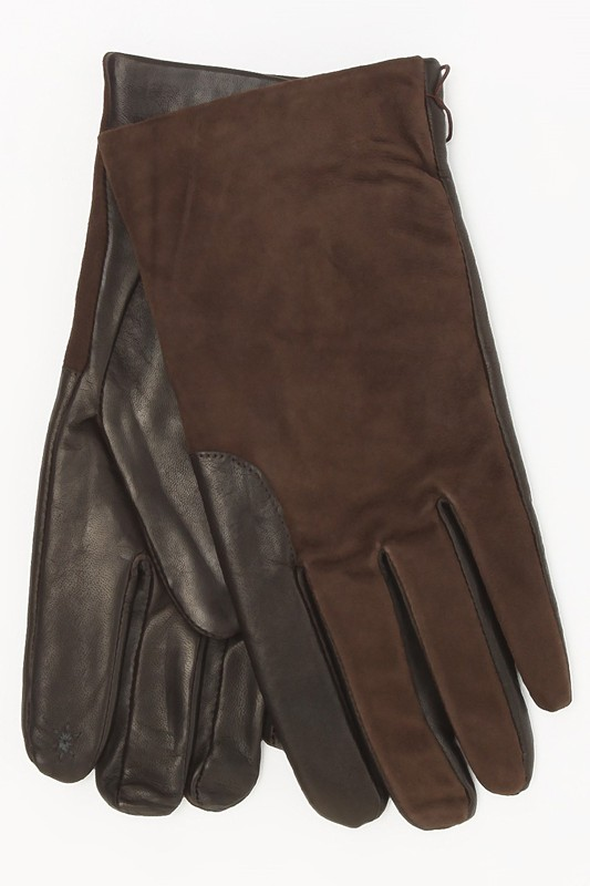 Перчатки Eleganzza TOUCH IS90530 D.BROWN