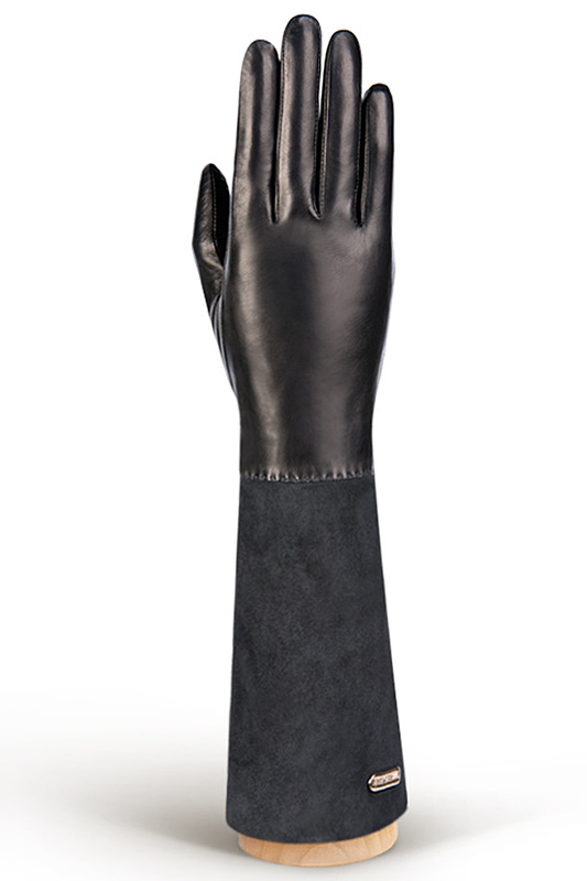 Перчатки Eleganzza TOUCH IS02059 BLACK/D.GREY