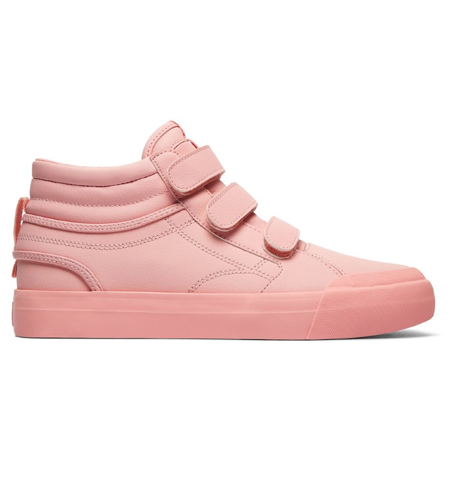 Кеды женские DC SHOES Evan Hi V Se J Rosewater 3613373266620