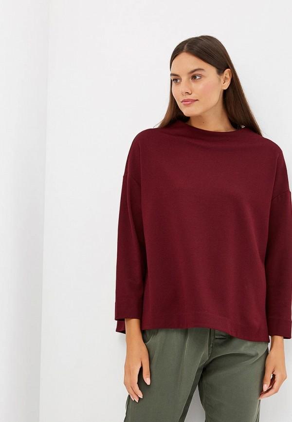 af49d8475c6 Купить Блуза Ruxara цвет бордовый за 3490р. с доставкой