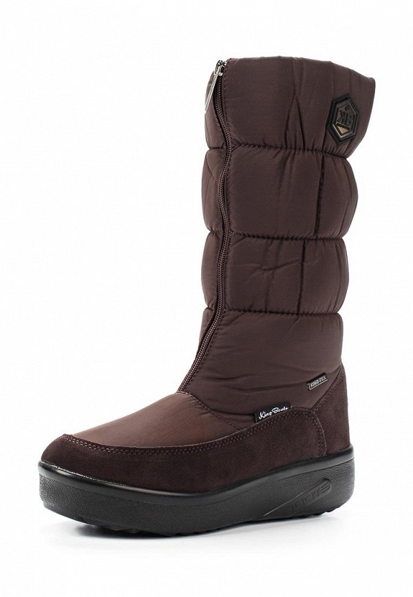 Дутики King Boots KB581BR
