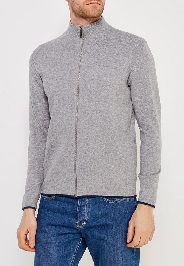 Кардиган Burton Menswear London 27T03MGRY