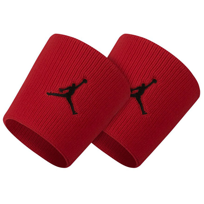 Напульсники Air Jordan Jumpman Wristbands - 2 шт J.KN.01.605.OS