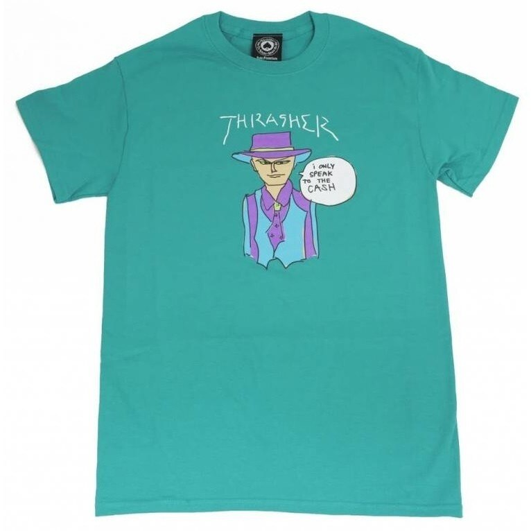 Футболка Thrasher Gonz Cash