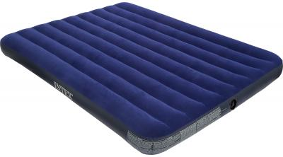 Матрас надувной Intex Classic Downy Bed Queen VD68759