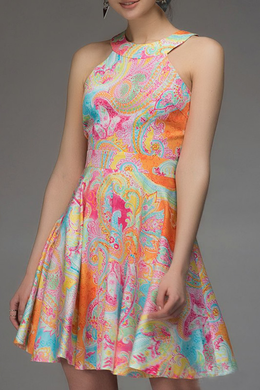 Платье 1001dress DM00805FL