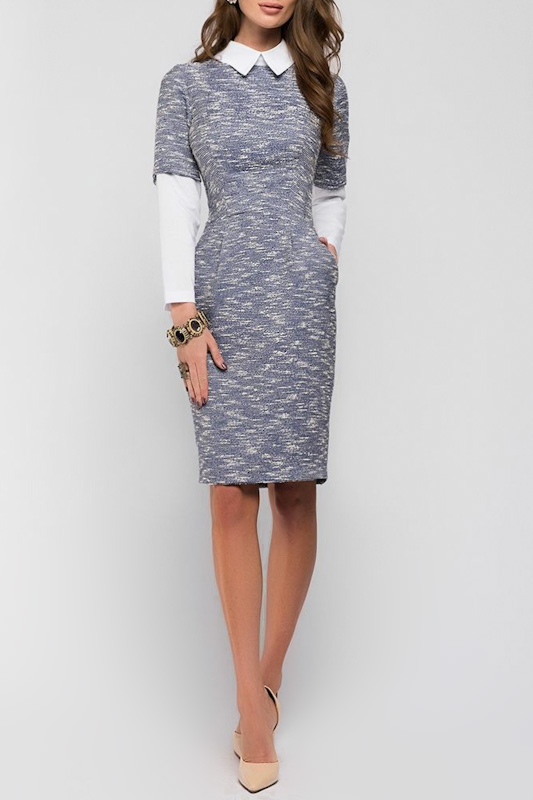 Платье 1001dress DM00569BL