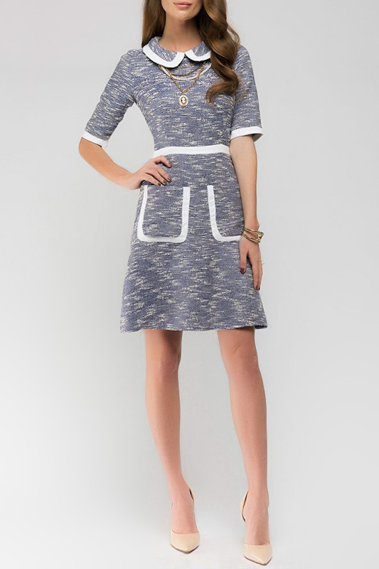 Платье 1001dress DM00675BL