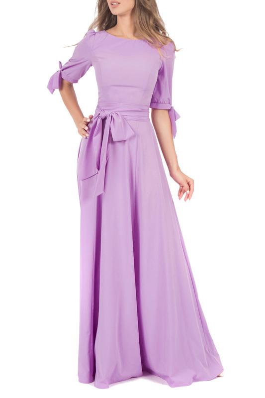 Сиреневый Цвет Платье Фото