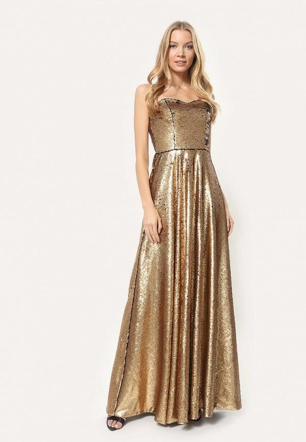 золотистое платье в пол фото воды дачном