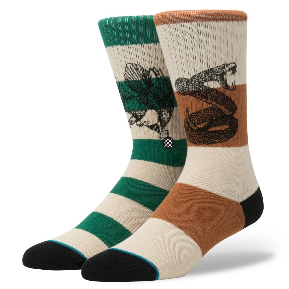 Носки Stance Blue Hecho Brown, , , L